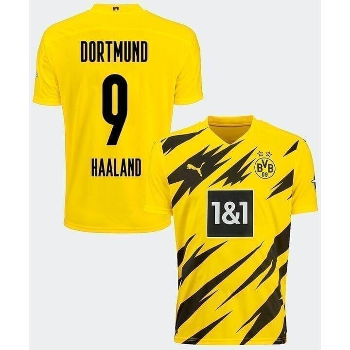 Футболка Боруссия Дортмунд Холанд
