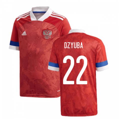 Футболка Сборной России Дзюба 22 Евро 2020