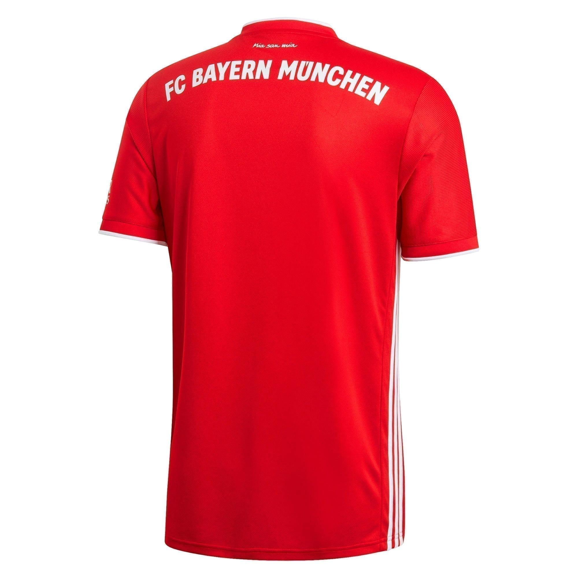 Футболка Бавария Мюнхен 2021 года