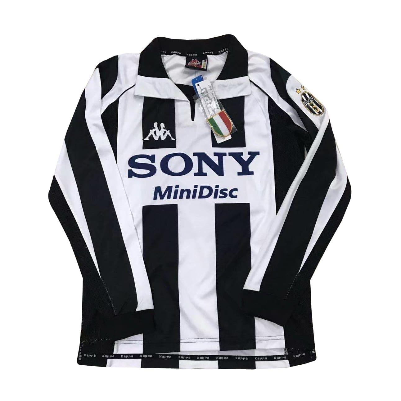 футболка ювентус 1997