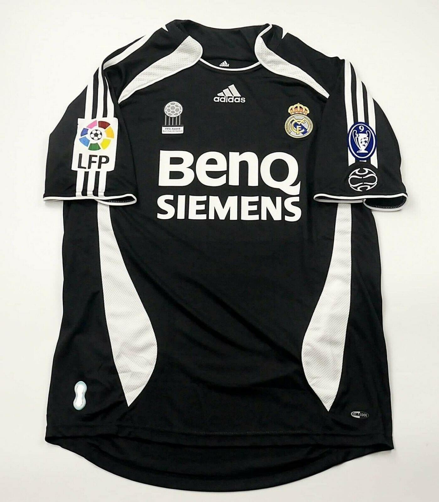 футболка реал мадрид 2006-2007