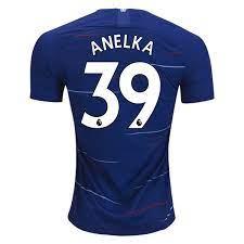 Футбольная форма Anelka
