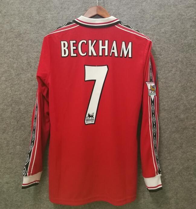 Футбольная форма David Beckham