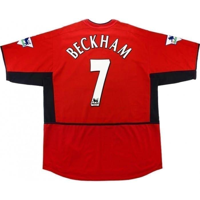 Футбольная форма David Beckham 2003