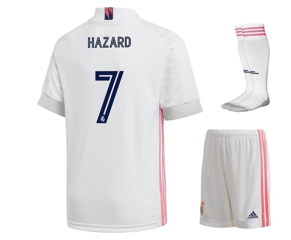 Футбольная форма Eden Hazard