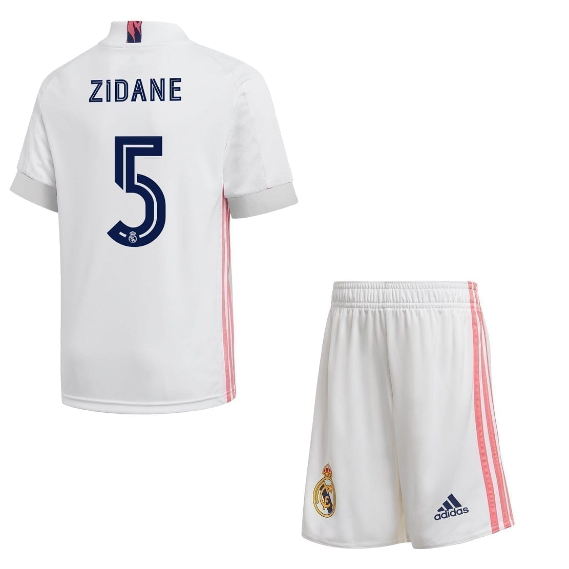 Детская форма Реал Мадрид 2021 Зидан