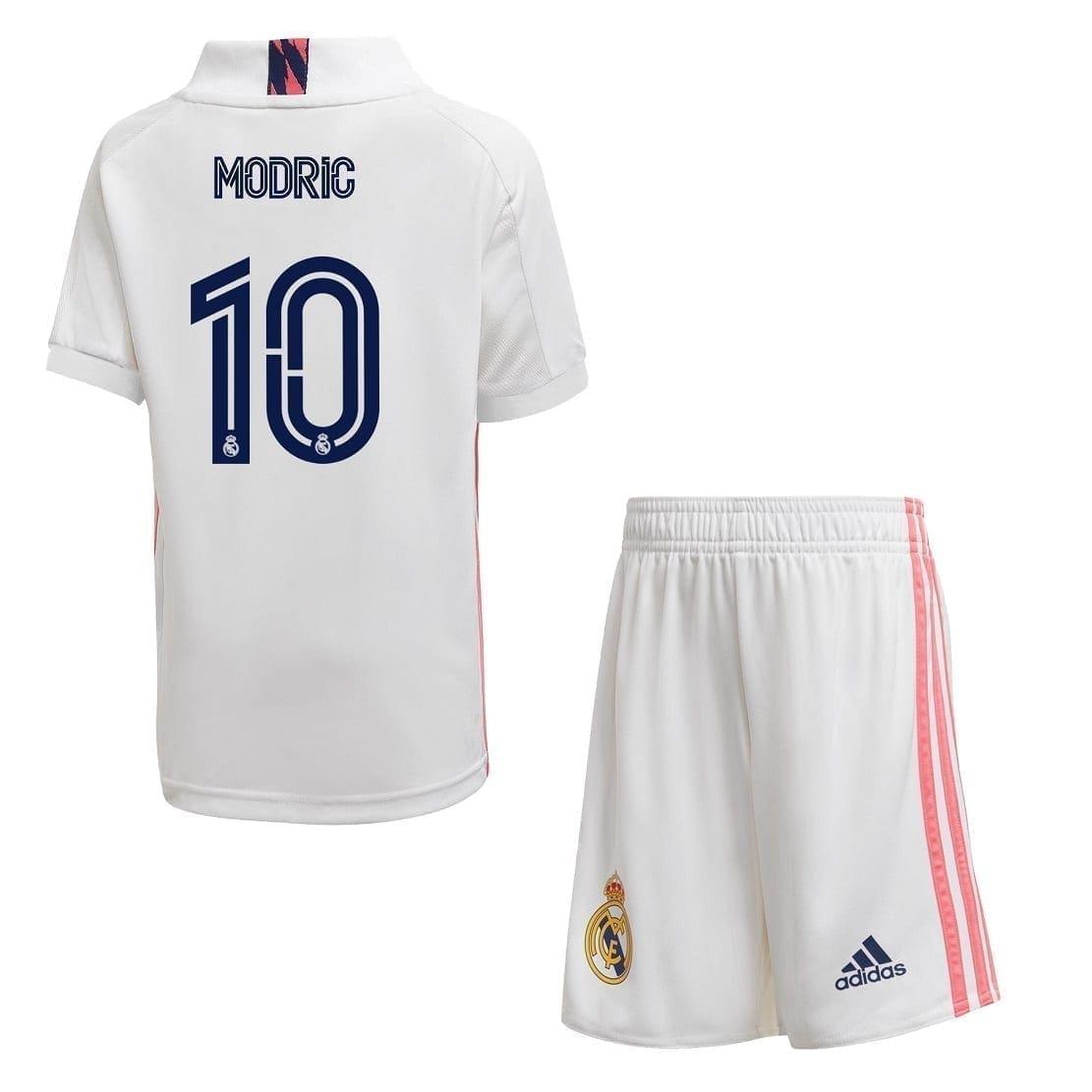 Детская форма Реал Мадрид 2021 Модрич