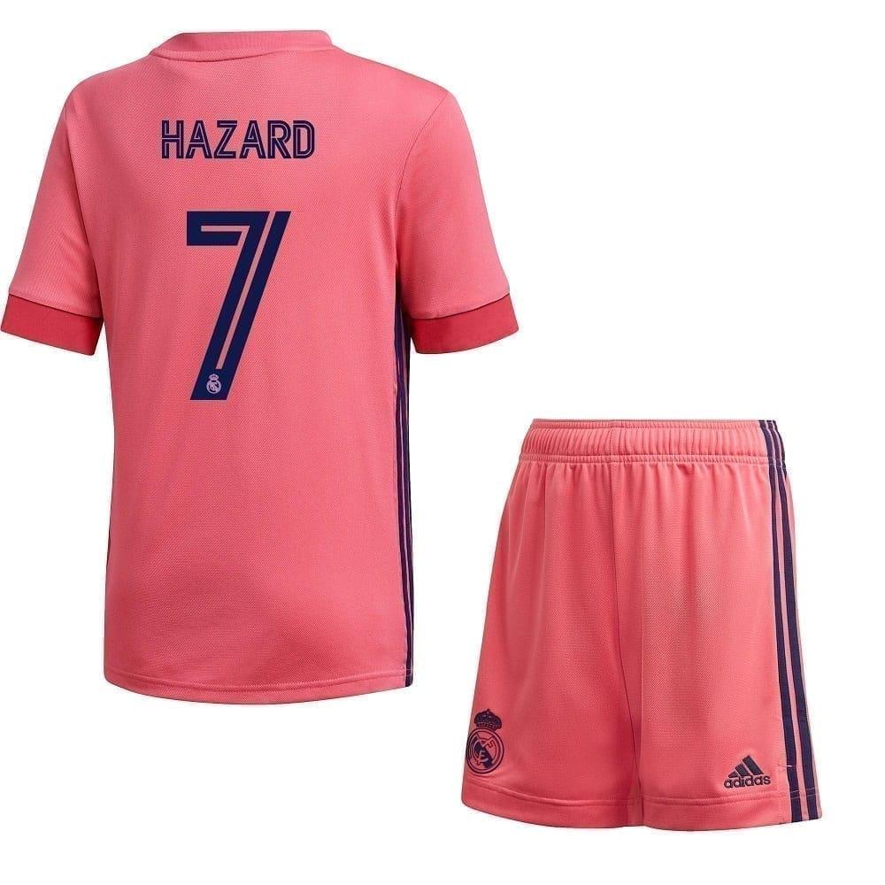 Футбольная форма Азар Реал Мадрид