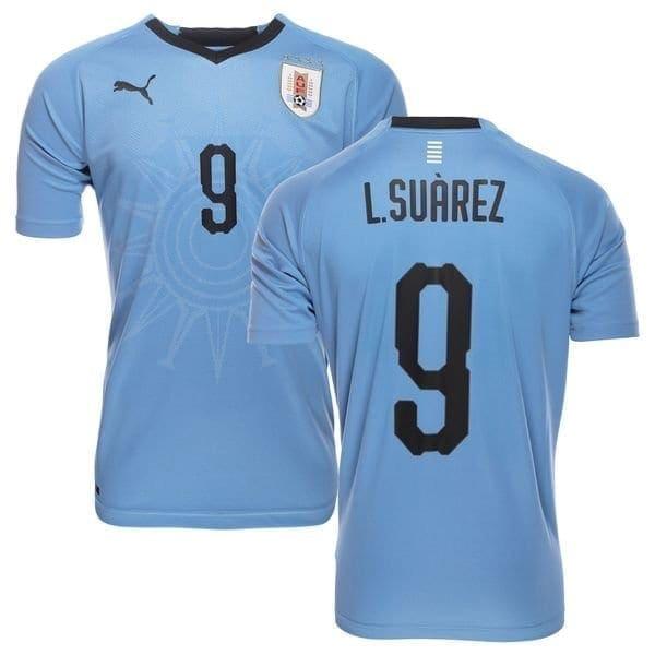 Футбольная форма Луис Суарес Уругвай