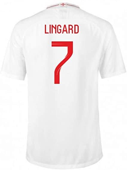 Футбольная форма Лингард Англия