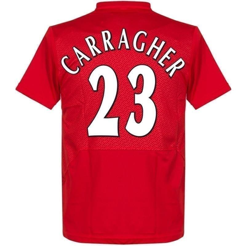 Футбольная форма Jamie Carragher