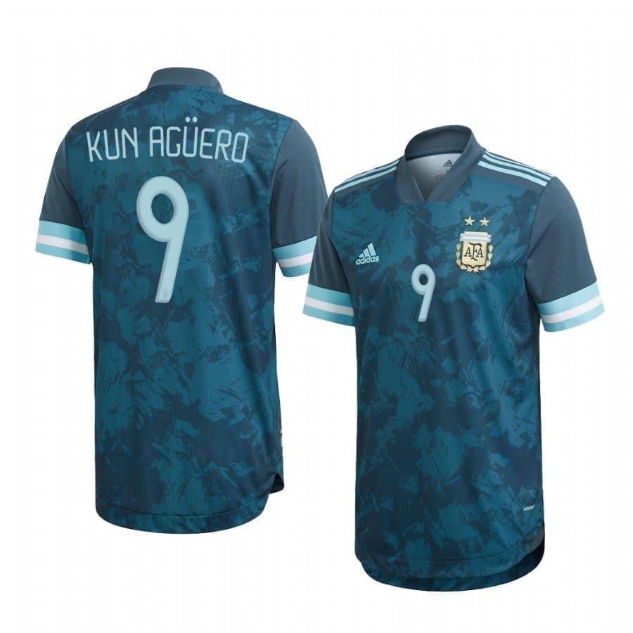 Футбольная форма Серхио Кун Агуэро