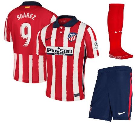 Футбольная форма Luis Suarez