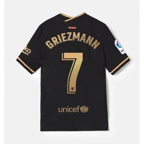 Гостевая футболка Барселона 2021 Гризманн 7