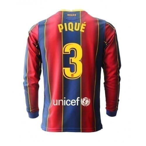 Футболка Пике 3 Барселона 2020-2021 длинный рукав