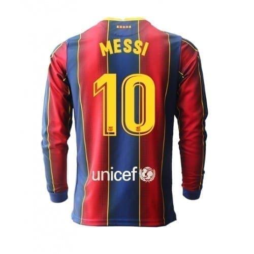 Футболка Месси с рукавами