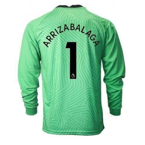 Футбольная форма Кепа Аррисабалага 2020