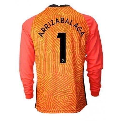 Футбольная форма Кепа Аррисабалага Челси