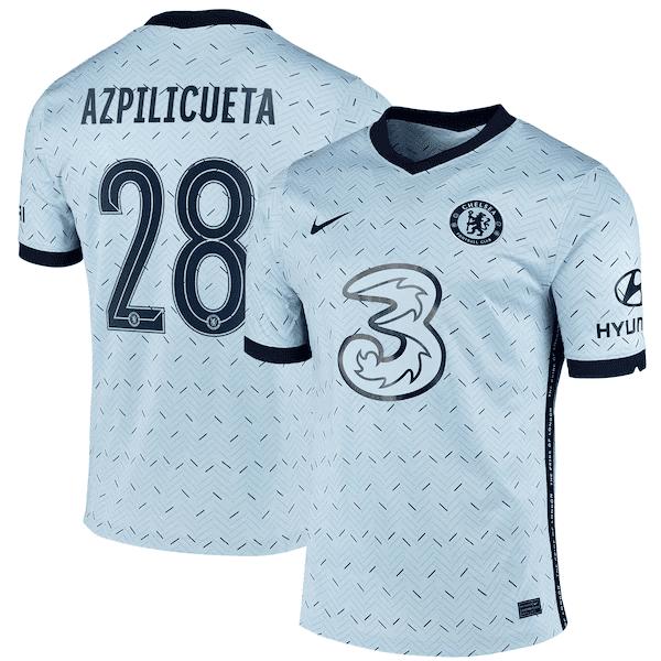 Футбольная форма Сесар Аспиликуэта