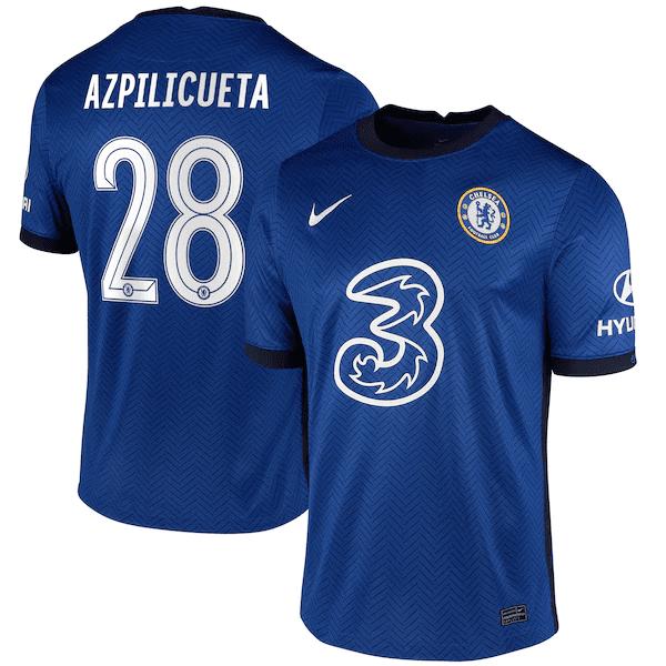 Футбольная футболка Аспиликуэта