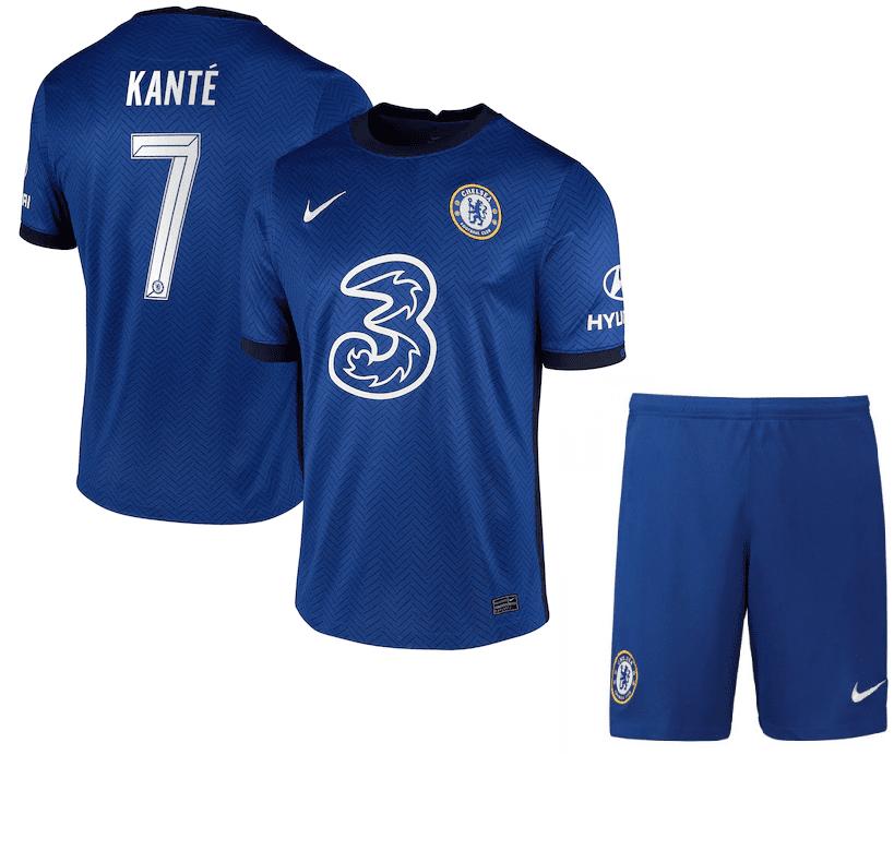 Футбольная форма Канте 2019