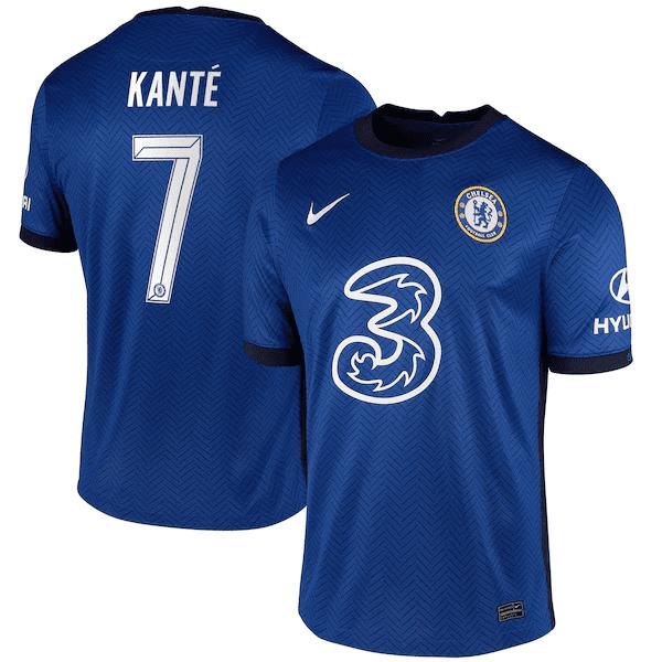Футбольная форма Ngolo Kante