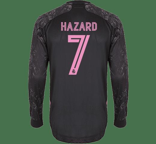 Футбольная форма Эден Азар 2021