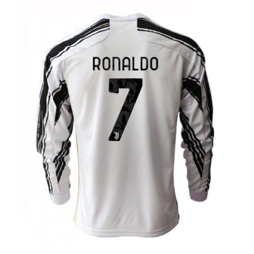 Футболка Ювентус Роналдо с длинными рукавами