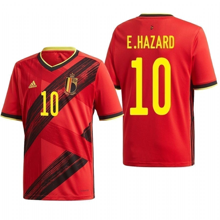 Футбольная форма Азар Бельгия