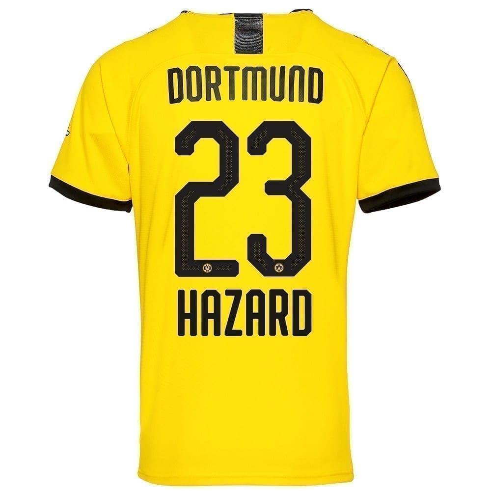 Футбольная форма Азар Боруссия Дортмунд