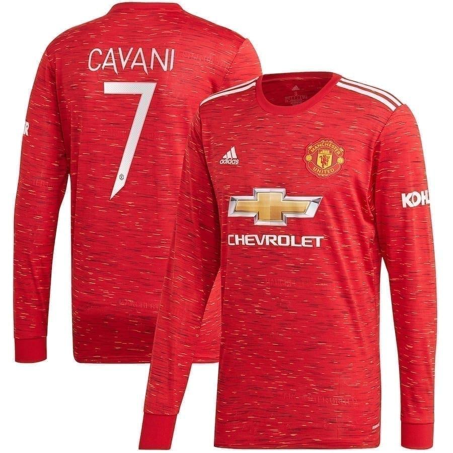 Футбольная форма Edinson Cavani