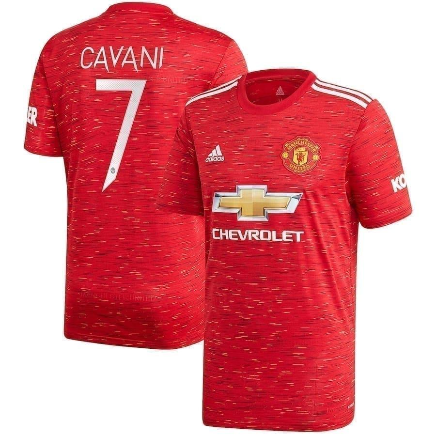 Футбольная форма Кавани 2021