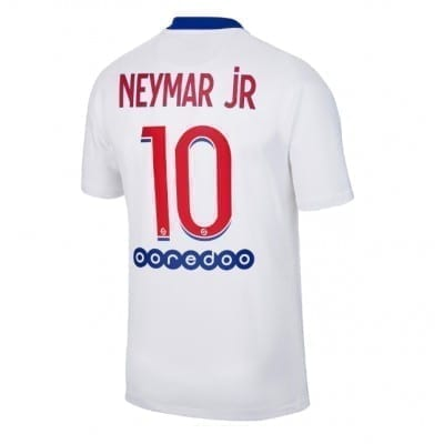 Белая футболка Неймар ПСЖ 2020-2021