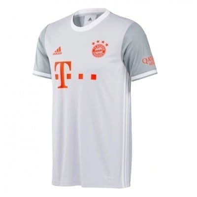 Гостевая футболка Серж Гнабри Бавария Мюнхен 2020 -2021