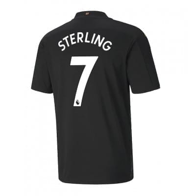 Гостевая футболка Стерлинг 2020-2021