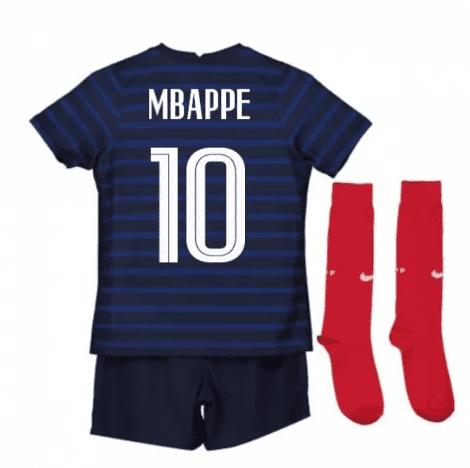 Детская форма Мбаппе Франция