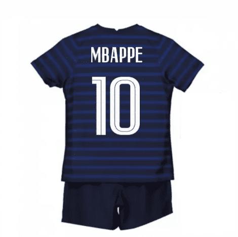 Форма Мбаппе Франция для детей