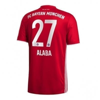 Футболка Алаба Бавария 2020-2021