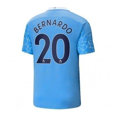 Футболка Бернарду Силва 2020-2021