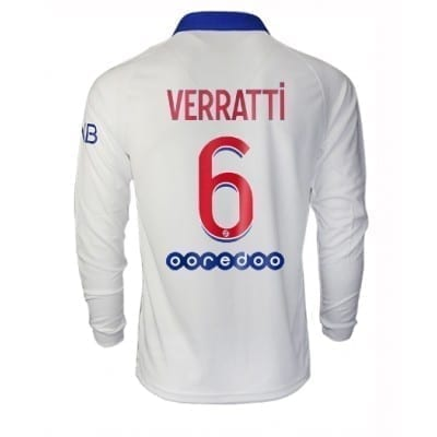 Футболка Верратти длинный рукав 2020-2021