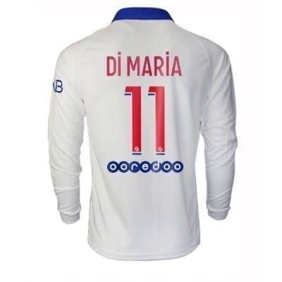 Футболка Ди Мария длинный рукав 2020-2021