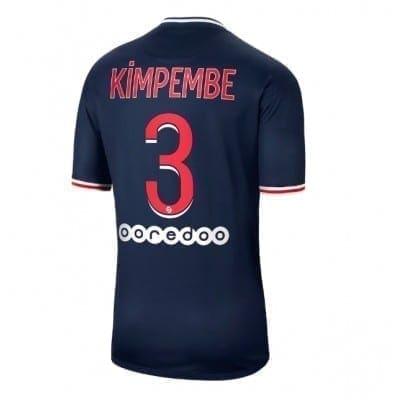 Футболка Кимпембе ПСЖ 2020-2021