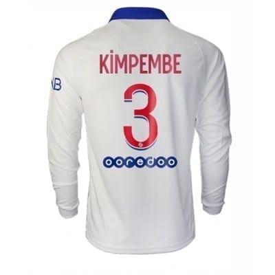 Футболка Кимпембе длинный рукав 2020-2021