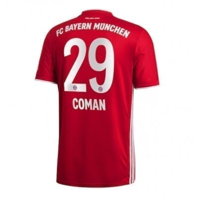 Футболка Коман Бавария 2020-2021
