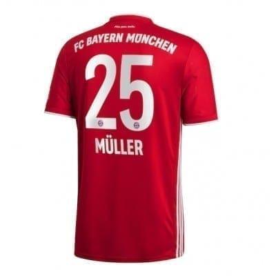 Футболка Мюллер Бавария 2020-2021