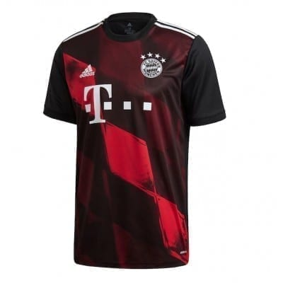 Чёрная футболка Бавария Мюнхен Киммих 2021