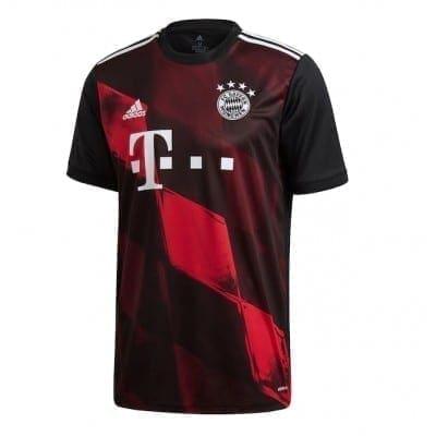 Чёрная футболка Бавария Мюнхен Мюллер 2021