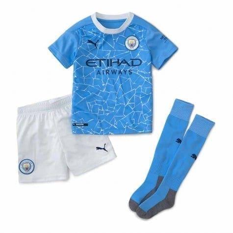 Детская футбольная форма Де Брюйне 2020-2021 купить