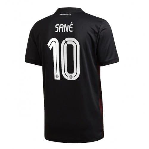 Чёрная футболка Бавария Мюнхен Сане