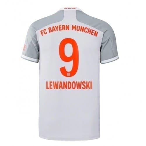 Гостевая футболка Левандовски Бавария Мюнхен 2020-2021